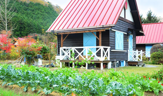 FREUDEN Yachiyo/Community Gardens with Lodging